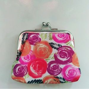 Handbags - Flower Patten Little Coin Purse
